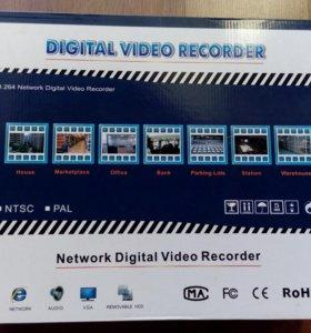 Система видеонаблюдения H.264