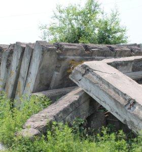 Панели бетонные