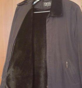 Куртка мужская с подстежкой