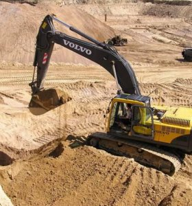 Песок строительный фр 0-3,0-5