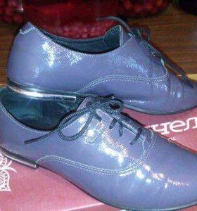 Юничел туфли для девочки