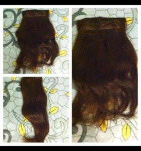 Волосы славянские натуральные