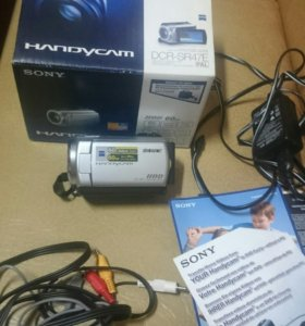 Камера сони handycam hdd 60GB