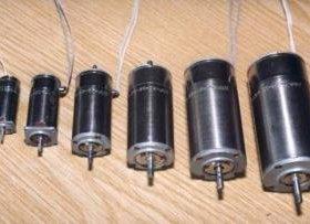 Электродвигатели шаговые ДПМ и ДПР