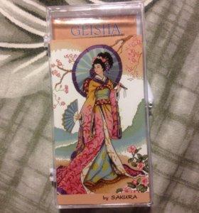 Палетка ресниц для наращивания Geisha