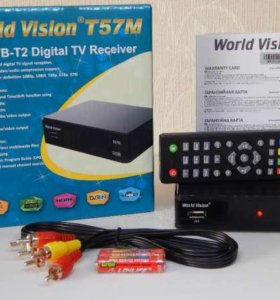 Цифровой ресивер dvb-t2