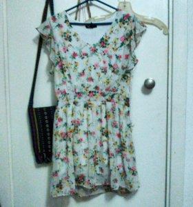 Платье mango✨💛