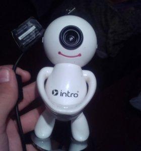 Веб камира с микрофоном