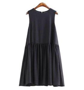 Платье расклешеное р.42