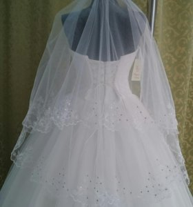 Новая фата. Свадебные платья
