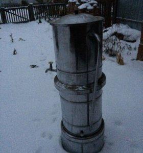 Промышленный водонагреватель,электрический