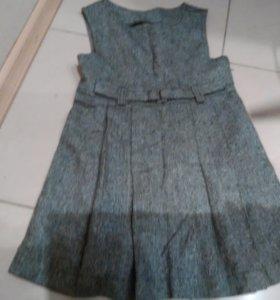 Сарафан блузка
