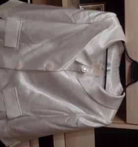 Новая    блузка / пиджак