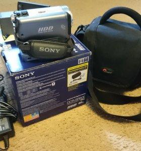 Sony DCR-SR80E HDD 60GB