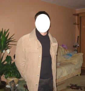 Куртка colins вельветовая р.48 новая
