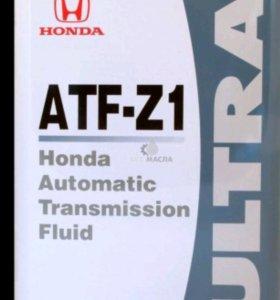 Honda ATF Z-1, жидкость для АКПП, 4 литра