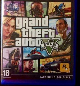 GTA Five PS4