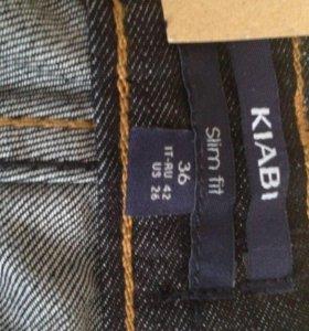 Новые джинсы р42