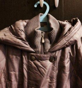 Зимняя, детская куртка