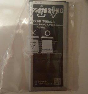 Новый аккумулятор для телефона Samsung Note Edge