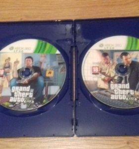 GTA 5 - Xbox 360