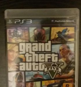 Диск на Sony Playstation 3