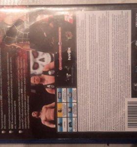 WWE 2k16 на ps4