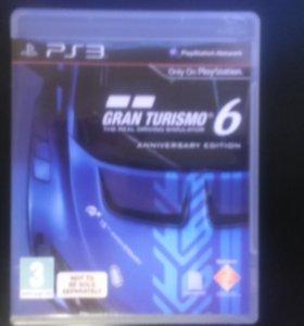 Grand turismo 6 для PS3