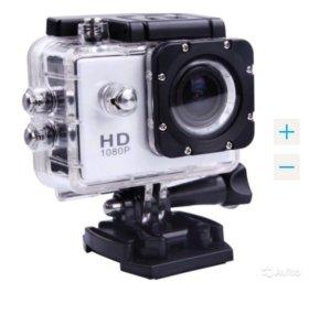 Экшн камера sjcam SJ4000, белый