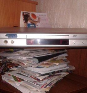 DVD приставка LG