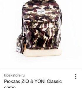 Портфель Ziq & Yoni