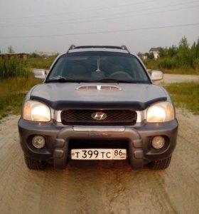 Hyundai Santa Fe Classic,2002
