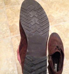Ботинки осень/зима