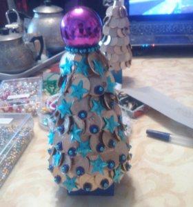 Денежная елочка в подарок