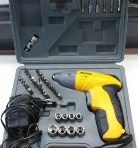 Инструмент-шуруповёрт Stayer SCSD-4.8