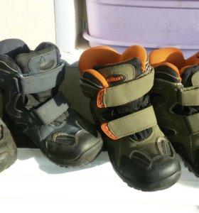 Батинки зимнее
