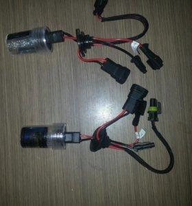 Лампы HB3 9005 5000К