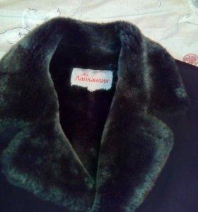 Мужская   меховая куртка Новая-. 56-58р.Цена сниже