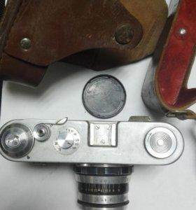Фотоаппарат FED 3, долго лежал без дела