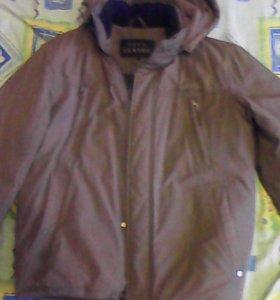 Куртка мужская  4 внутриних кормана и 4 наружных