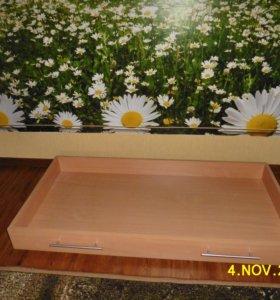 Ящик выкатной для белья под кровать