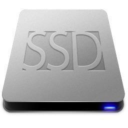 SSD диск с установкой