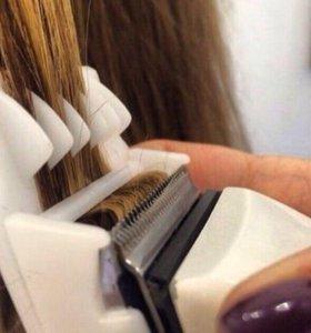 Полировка волос насадкой HG Polishen