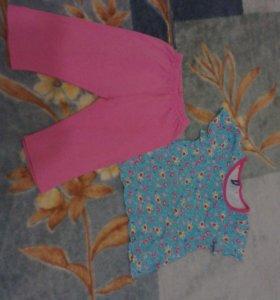 Летний костюм, пижама