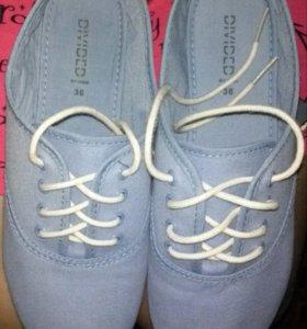 Летние легкие ботиночки