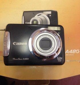 Цифровой Фотоаппарат canon
