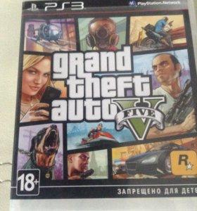GTA5 для PS3