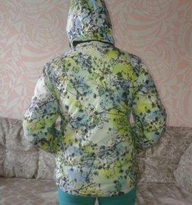 Горнолыжная куртка зима