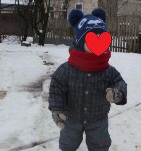 Зимняя куртка и штаны