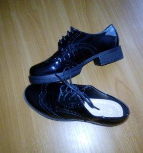 Ботинки, новые